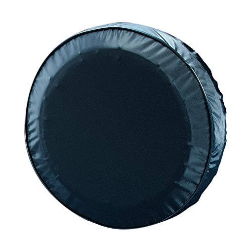 Rear Tire Covers - CE Smith Trailer 27440 Spare Tire Cover, 15