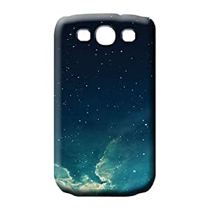 samsung galaxy s3 Nice Personal Protective Beautiful Piece Of Nature Cases mobile phone skins sky blue air white cloud
