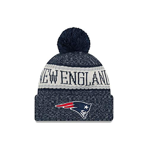 New England Patriots Wool - New England Patriots NFL 2018 On Field Sport Knit