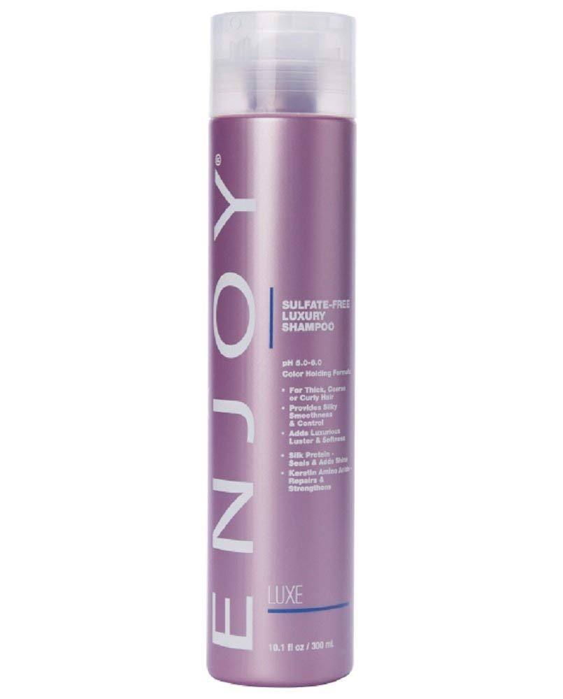 Enjoy Professional Hair Care Sulfate-Free Luxury Shampoo, 10.1 Ounce