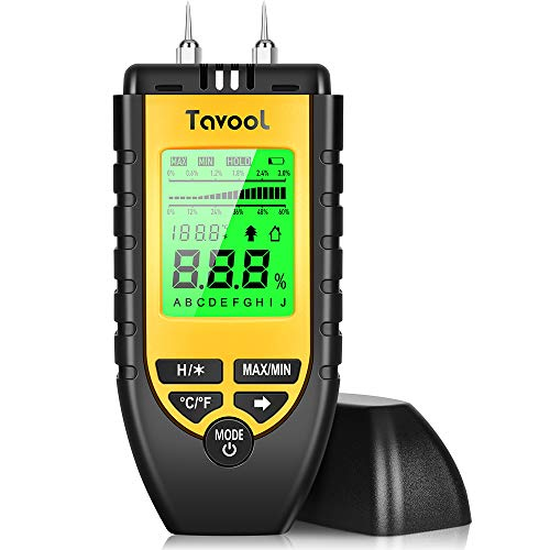 Wood Moisture Meter Digital