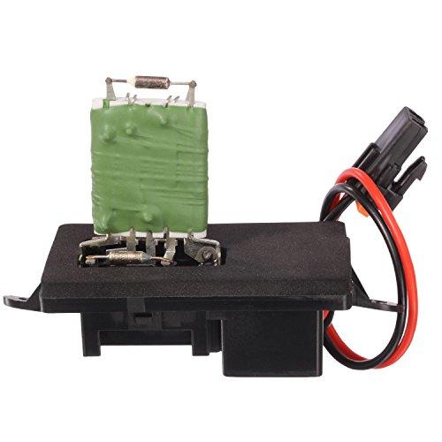 durable modeling PartsSquare Manual HVAC Blower Motor Resistor ... on