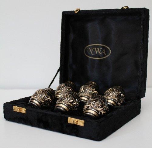 urns set of 6 - 8