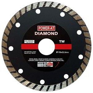 Top Turbo 115 Mm 11 4 Cm X Bohrung 22 2 Mm Turbo Diamant Disc