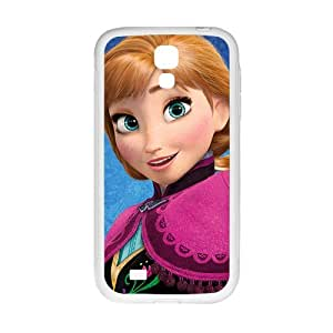 Frozen lovely girl Cell Phone Case for Samsung Galaxy S4 by mcsharks