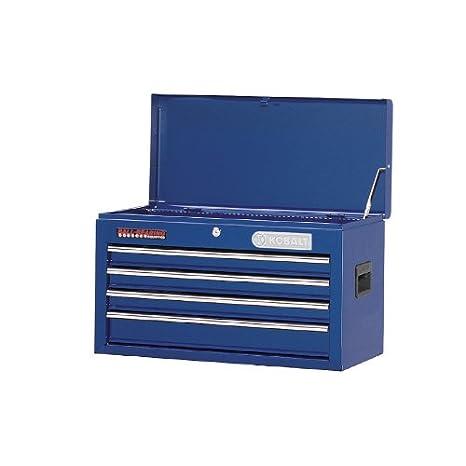 Amazon Com Kobalt  Steel Tool Chest Blue Home Improvement