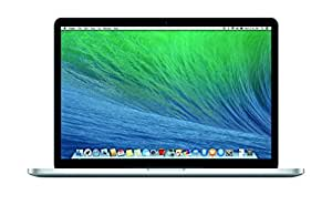 Apple MacBook Pro MGXC2LL/A 15.4-Inch Laptop with Retina Display (OLD VERSION)