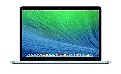 Apple MacBook Pro MGXA2LL/A 15-Inch Laptop with Retina Display (2.2 GHz Intel Core i7 Processor, 16 GB RAM, 256 GB HDD)