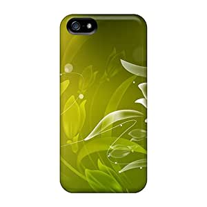 High Impact Dirt/shock Proof Case Cover For Iphone 5/5s (abstract Color)