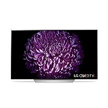"""LG Electronics OLED65C7P 65"""" 4K Ultra HD Smart OLED TV (2017 Model)"""