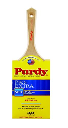 (Purdy 144232730 Pro-Extra Series Moose Wall Paint Brush, 3 inch)