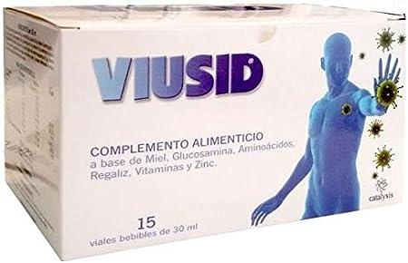 Viusid 15 viales 30ml