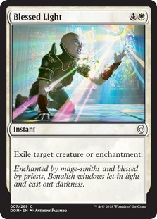 (Blessed Light - Dominaria)