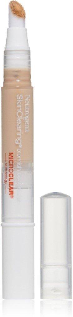 Neutrogena SkinClearing Blemish Concealer, Buff [09], 0.05 oz (12 Pack)