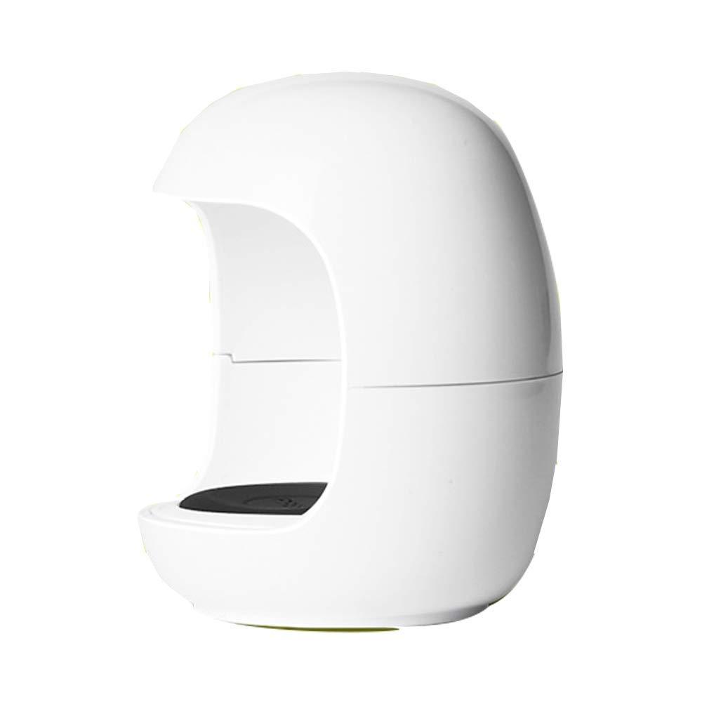 CAILI 2 pcs Macchina per Fototerapia per Unghie,Lampada Unghie UV LED Mini Luce 4