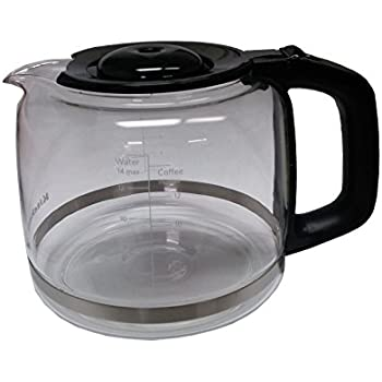 Amazon Com Kitchenaid 12 Cup Glass Carafe Kcm11gc