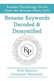 resume keywords decoded demystified hack the resume black hole