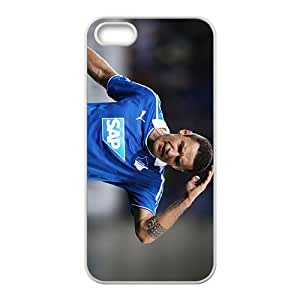 QQQO Bundesliga Pattern Hight Quality Protective Case for Iphone 5s
