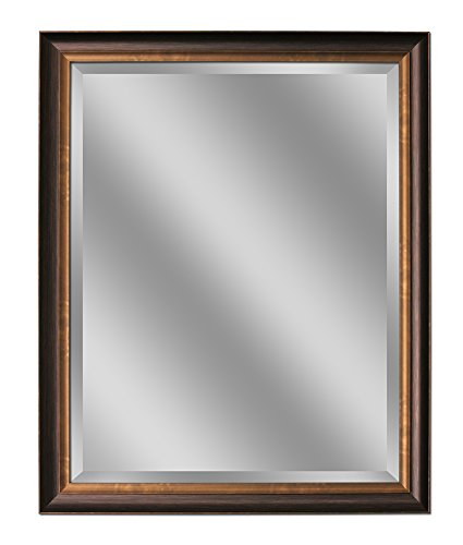 40 inch mirror rubbed bronze head west oil rubbed bronze mirror 28 by 40inch amazoncom 40inch home