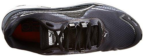 Puma Faas 500 V4 - Zapatillas de running Hombre Black/Silver