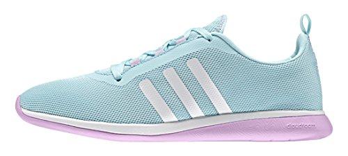 Cloudfoam De Mujer Adidas Deporte Pure W Orqcla Blanco Para Ftwbla azuent Zapatillas Azul Bw0q4dx4