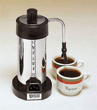 Amazon.com: Velox eléctrico eléctrico cafetera de espresso ...