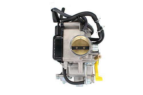 (Carburetor Assembly Carb for Honda Sportrax 400 TRX400EX 2x4 1999-2008 ATV, Honda TRX400 X 2x4 2009-2015 TRX 400 Replaces 16100-HN1-A43)