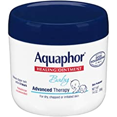 Multi-Purpose Aquaphor Baby Healing Ointment is uniquely formulated to help heal baby's delicate skin. This magic ointment can be used for many of your baby's skin needs, from chapped cheeks to minor scrapes and scratches, to diaper rash and ...