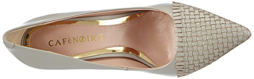 CAFèNOIR Decolleté - zapatos de tacón cerrados de piel mujer gris - Grau (2083 PIETRA/PIETRA)
