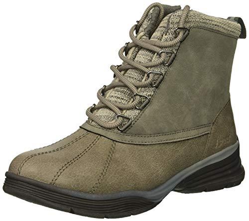 JSport by Jambu Women's Lowell Weather Ready Ankle Boot Grey 6.5 Medium US