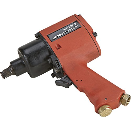 Big Roc Air Impact Wrench - 1/2in. Drive, 400 Ft.-Lbs. Torque