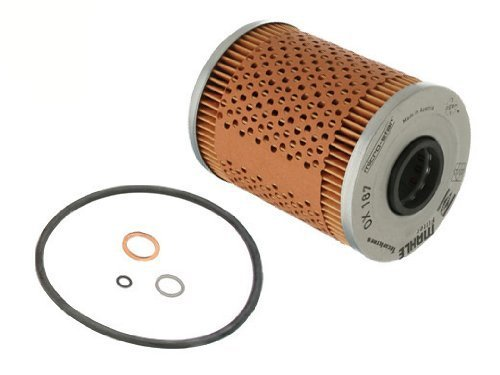 for BMW ///M (95-08) engine Oil Filter KIT OEM Mahle