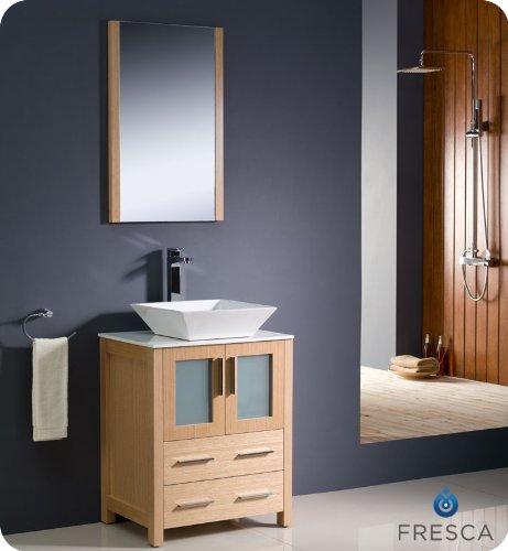 Fresca Bath FVN6224LO-VSL Torino 24
