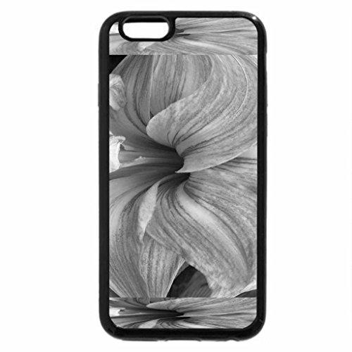 iPhone 6S Plus Case, iPhone 6 Plus Case (Black & White) - Amaryllis