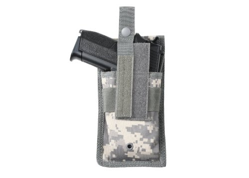 Rothco Molle Universal Pistol Holster - Acu by Rothco