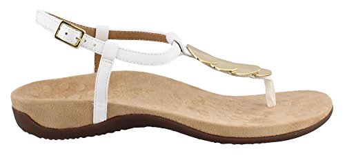 Sandal Strap Vionic Womens Miami T White 8qIBtI