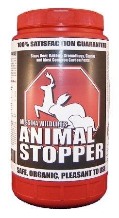 Messina Wildlife Management Animal Stopper 2.5 lb - Pack of 6