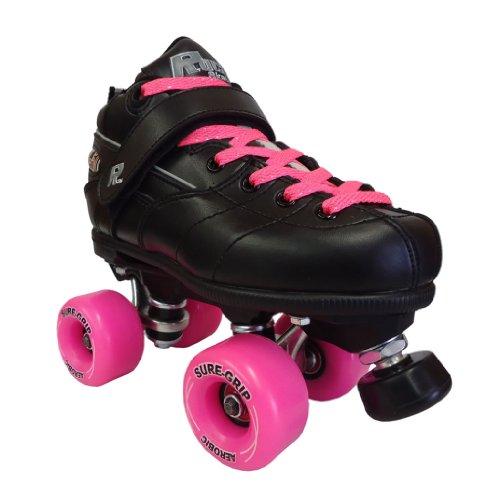Rock GT50 Aerobic Pink Outdoor Skates - Outdoor Roller Derby