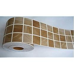 mosaic art Self-adhesive Mosaic Wall Paper Sticker Tile Floor Kitchen Bathroom Waterproof mosaic art tiles (2)