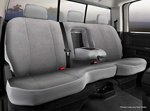Fia TRS42-20 BLACK TRS40 Solid Wrangler Solid Black Seat Cover Rear Split Cushion 60//40//Saddle Blanket