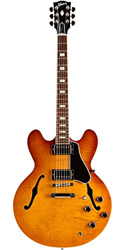 Gibson Memphis ES-335 Figured - Faded Lightburst (Gibson Es 335)