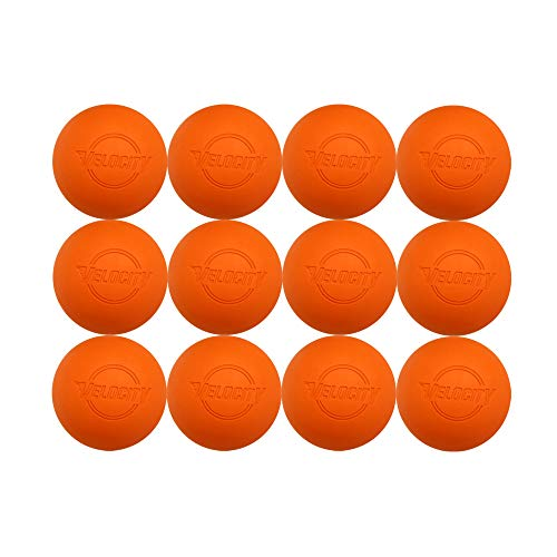 12 Pack of Velocity Lacrosse Ball. Color ()