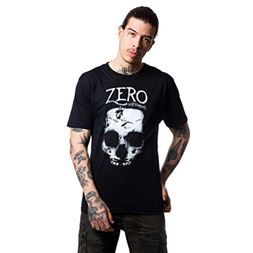 Camiseta Basica Grind 163 - Preto - M