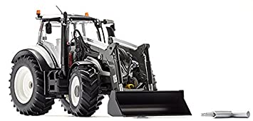 WIKING 7815 – valtra T174 con Carga Frontal