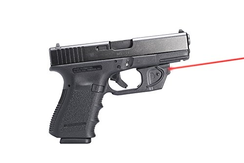 Viridian Essential Red Laser Sight (Glock 22/23/17/19/26/27)