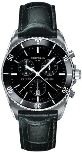 Certina DS First Ceramic Chronograph Mens Watch C0144171605100