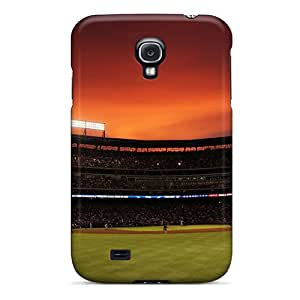 Sanp On Case Cover Protector For Galaxy S4 (texas Rangers Houston Astros)
