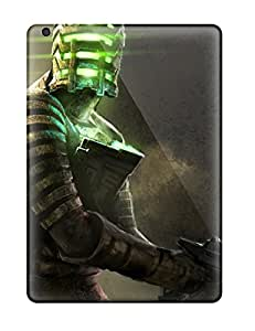 Tpu Bruce Lewis Smith Shockproof Scratcheproof Dead Space Art Work Hard Case Cover For Ipad Air