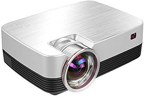 Proyector portátil de 12000 lúmenes WiFi 1080p proyector de vídeo ...