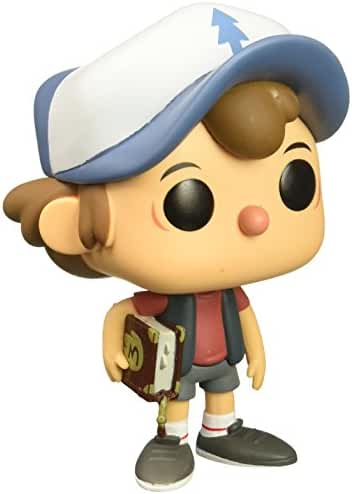 Funko Gravity Falls POP! Animation Dipper Pines Vinyl Figure #240 [Regular Version]
